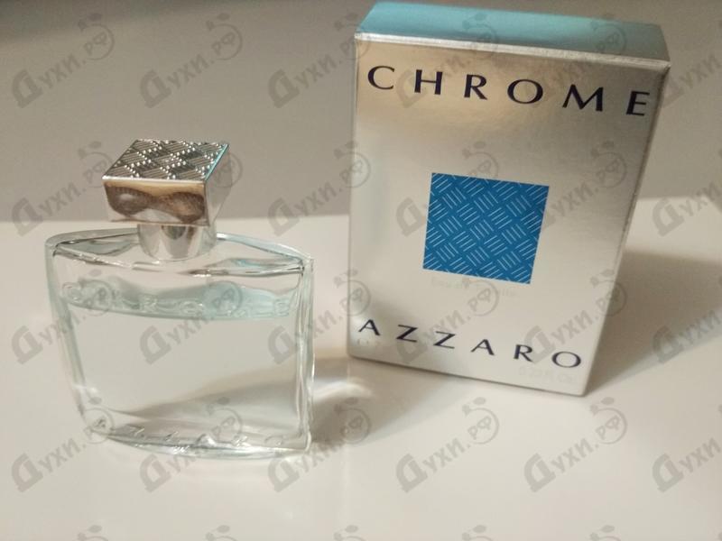 Духи Chrome от Azzaro