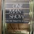 Купить One Man Show от Bogart