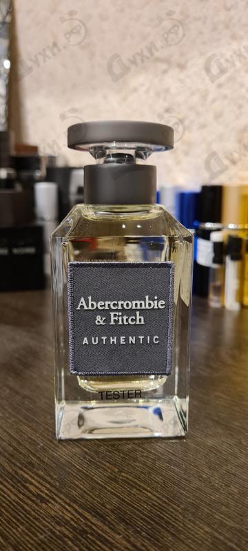 Купить Abercrombie & Fitch Authentic Man