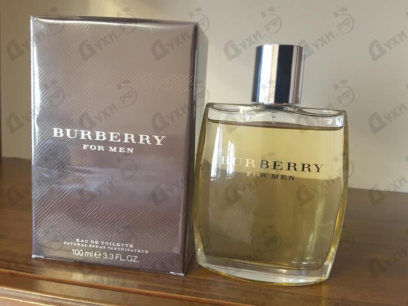 Парфюмерия For Men от Burberry