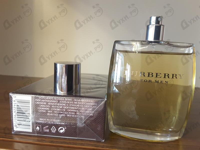 Купить For Men от Burberry