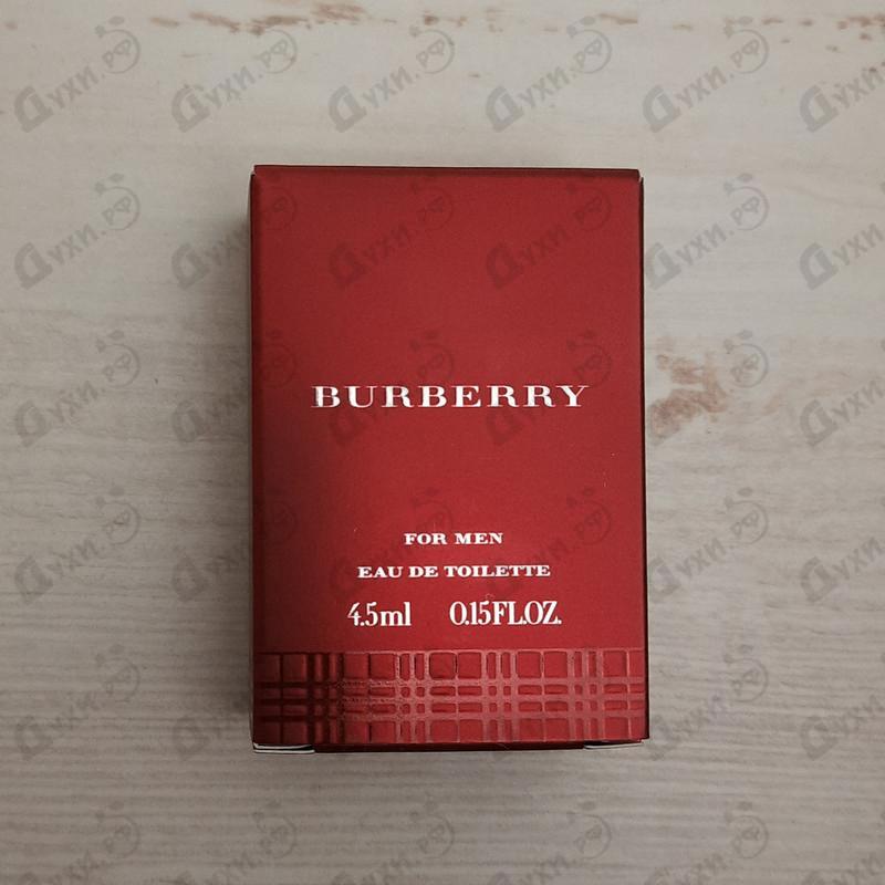 Духи For Men от Burberry