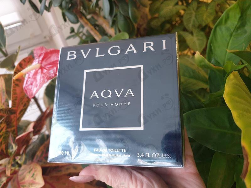 Парфюмерия Bvlgari Aqua
