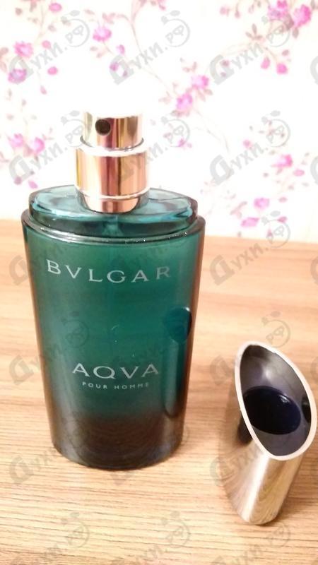 Купить Aqua от Bvlgari