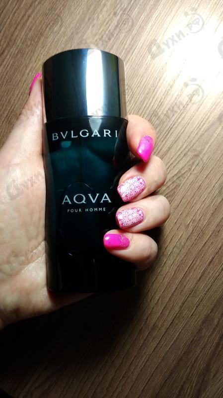 Отзыв Bvlgari Aqua