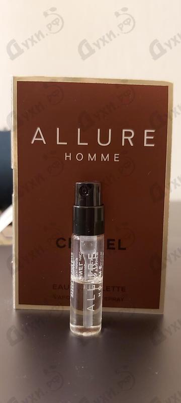 Отзыв Chanel Allure