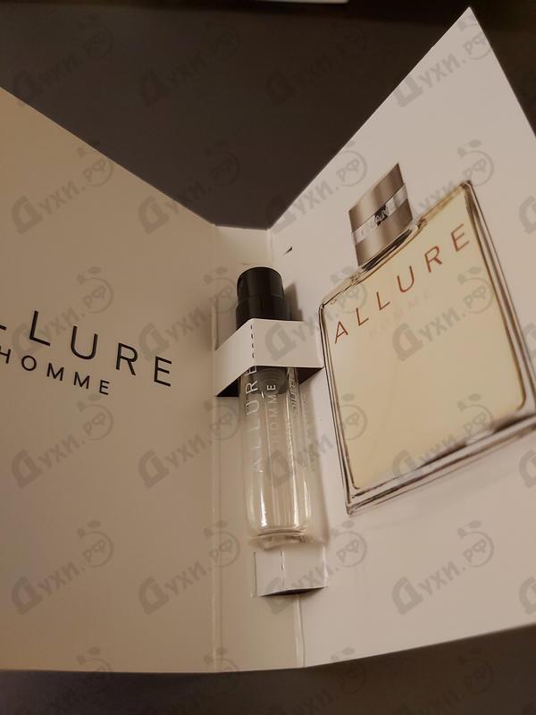Парфюмерия Allure от Chanel