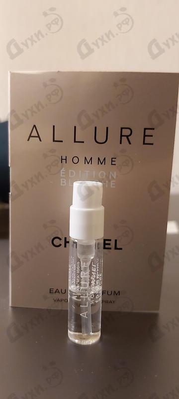 Парфюмерия Allure Edition Blanche от Chanel