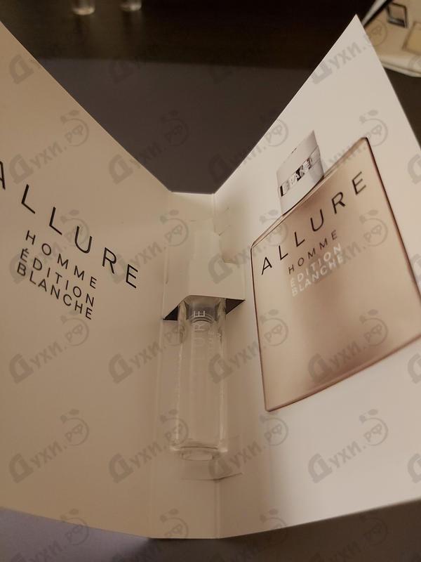Купить Allure Edition Blanche от Chanel