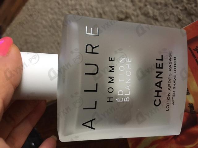 Духи Allure Edition Blanche от Chanel