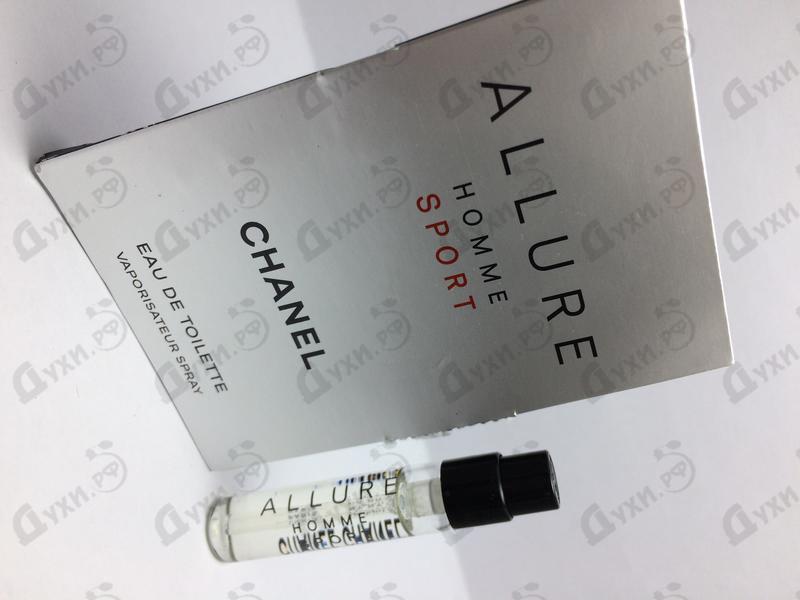 Отзыв Chanel Allure Homme Sport