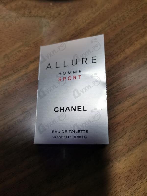 Парфюмерия Chanel Allure Homme Sport