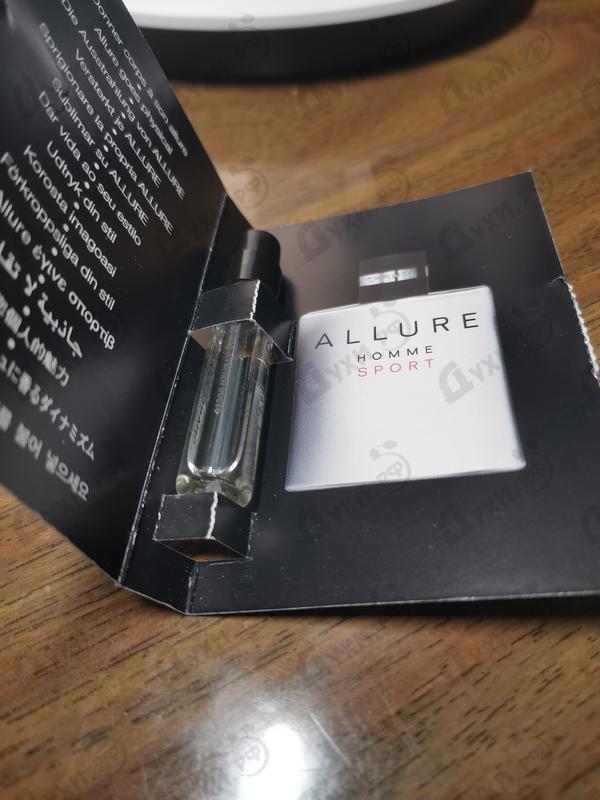 Купить Chanel Allure Homme Sport
