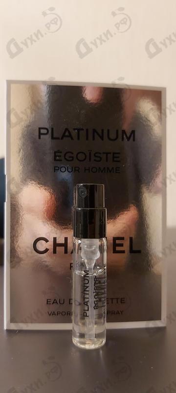 Духи Egoiste Platinum от Chanel