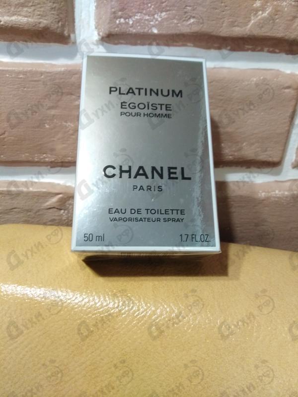 Купить Egoiste Platinum от Chanel