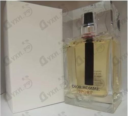 Парфюмерия Homme от Christian Dior