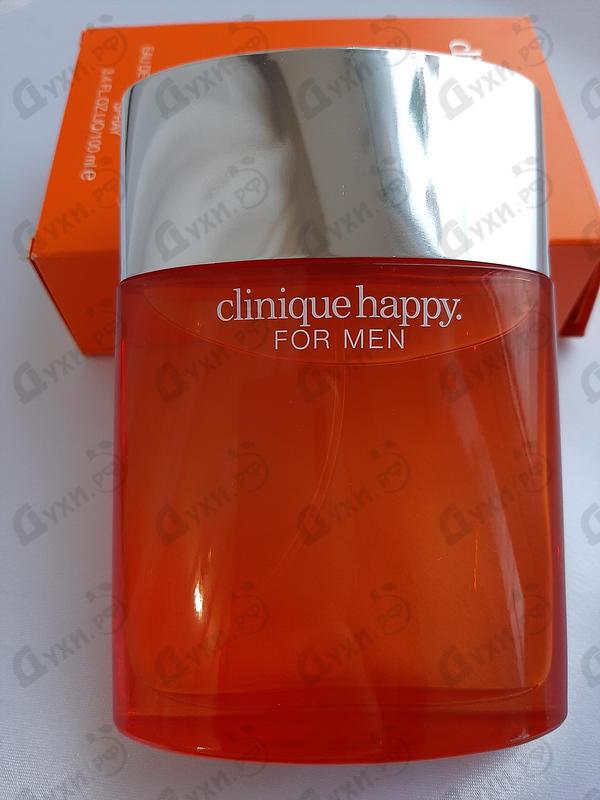 Отзывы Clinique Happy