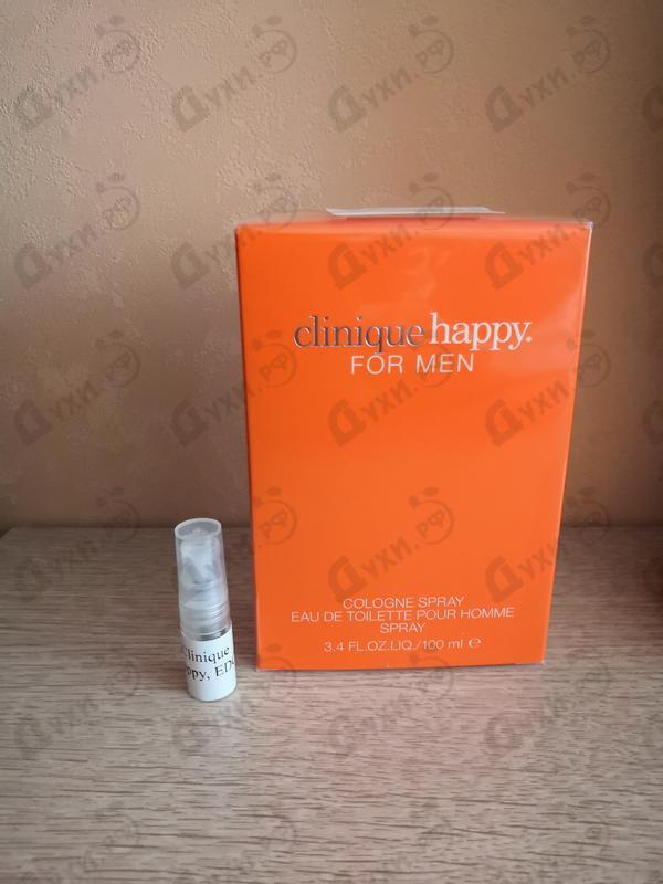 Отзыв Clinique Happy