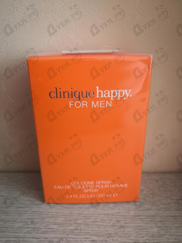 Парфюмерия Happy от Clinique