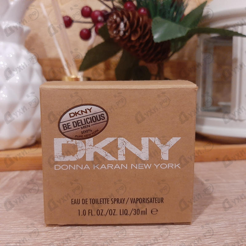 Духи Dkny  Be Delicious от Donna Karan