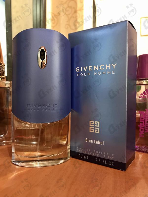 Парфюмерия Givenchy Blue Label