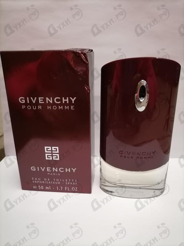 Отзыв Givenchy Pour Homme