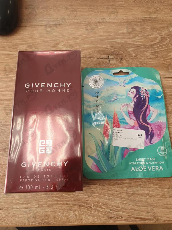 Купить Givenchy Pour Homme