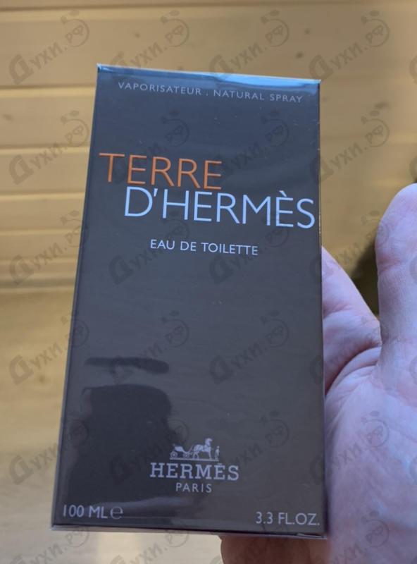 Духи Terre D'hermes от Hermes