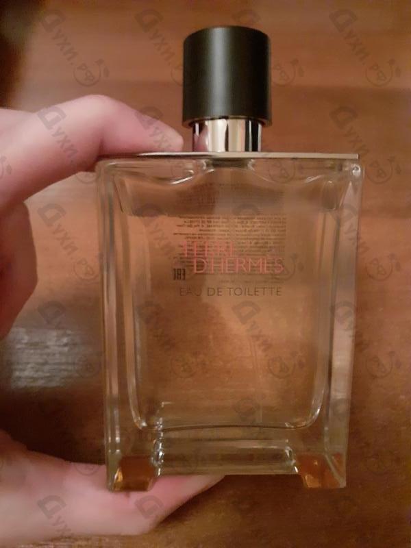 Парфюмерия Terre D'hermes от Hermes
