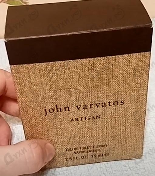 Купить Artisan от John Varvatos