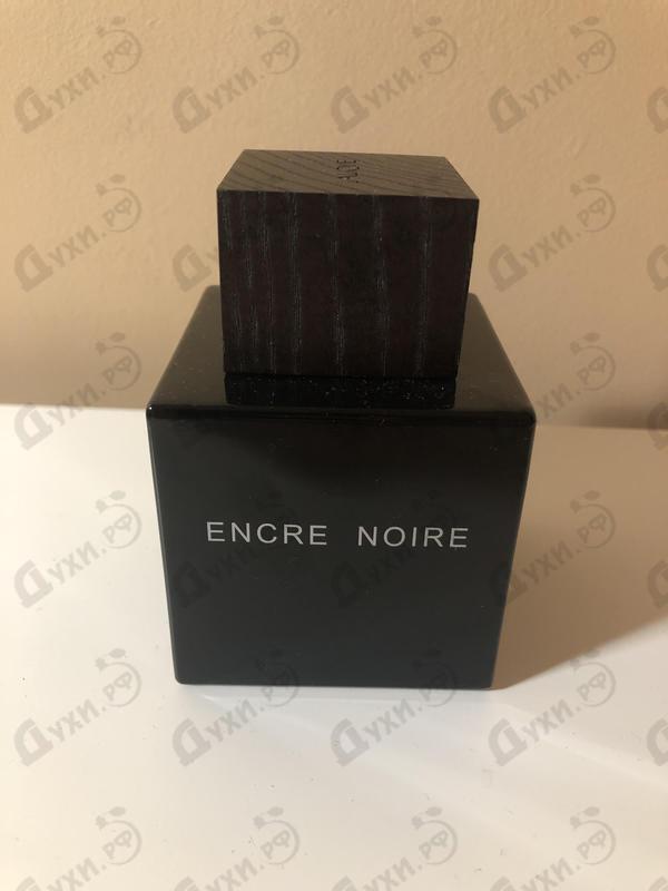 Отзывы Lalique Encre Noire