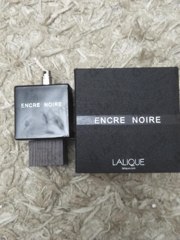 Духи Encre Noire от Lalique