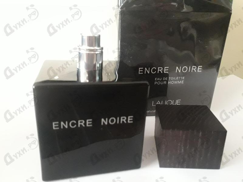 Парфюмерия Lalique Encre Noire