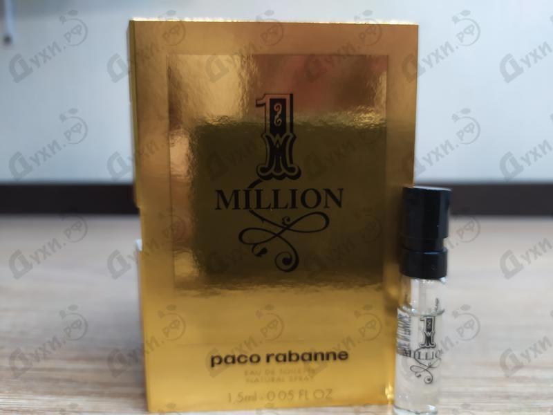 Духи 1 Million от Paco Rabanne