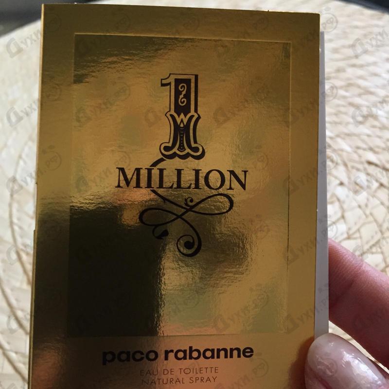 Парфюмерия 1 Million от Paco Rabanne