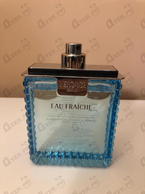 Парфюмерия Eau Fraiche от Versace