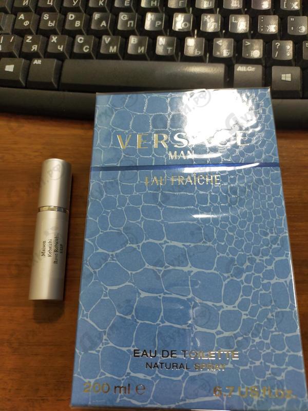 Духи Eau Fraiche от Versace