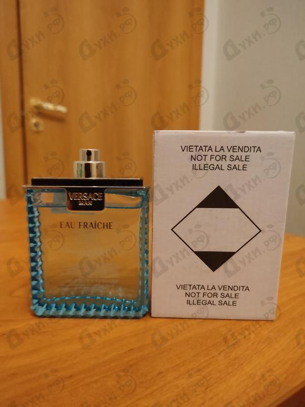 Парфюмерия Versace Eau Fraiche