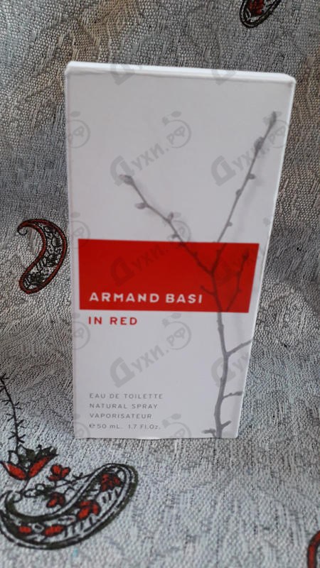 Отзывы Armand Basi In Red