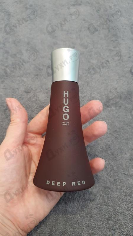 Духи Hugo Deep Red от Hugo Boss