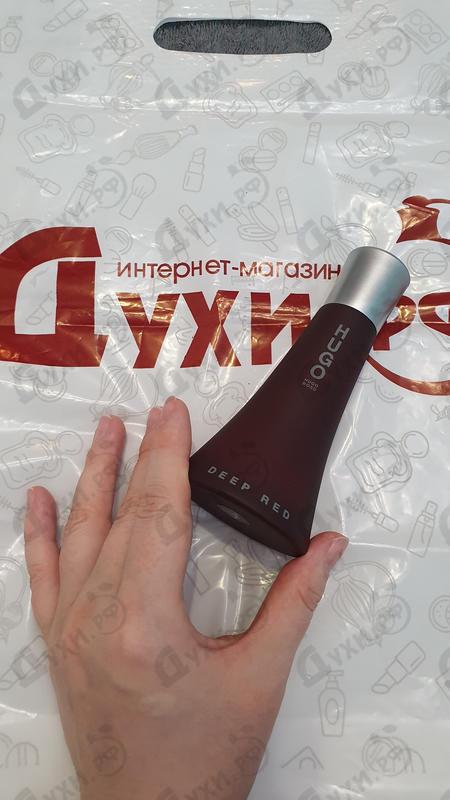 Купить Hugo Deep Red от Hugo Boss