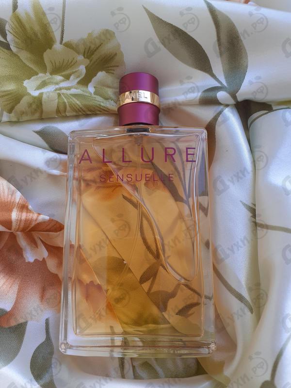 Отзыв Chanel Allure Sensuelle