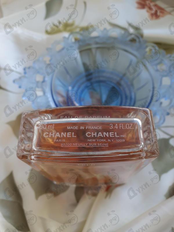 Духи Allure Sensuelle от Chanel