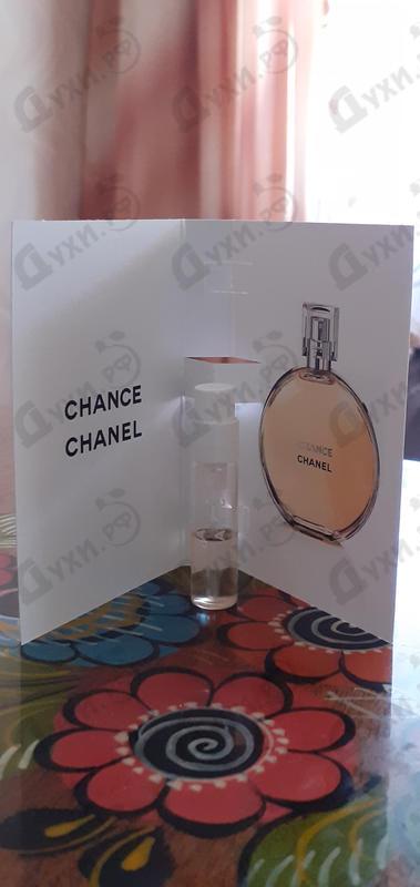 Парфюмерия Chance от Chanel