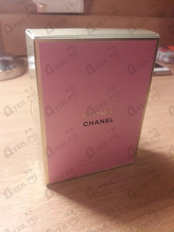Отзыв Chanel Chance