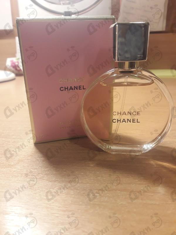 Духи Chance от Chanel