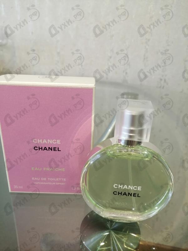 Духи Chance Eau Fraiche от Chanel
