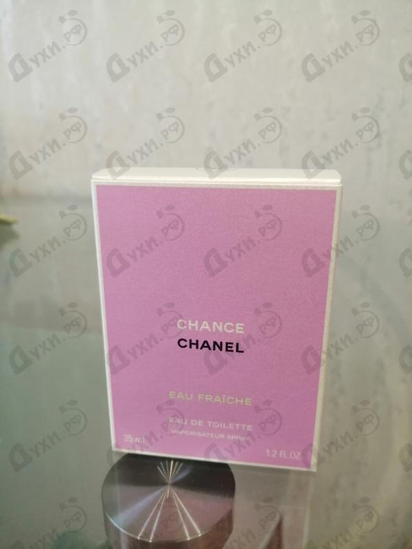 Отзыв Chanel Chance Eau Fraiche