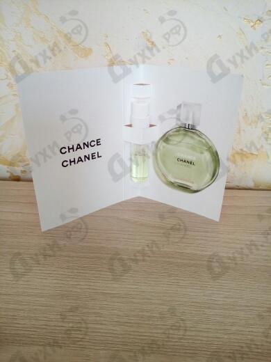 Парфюмерия Chance Eau Fraiche от Chanel