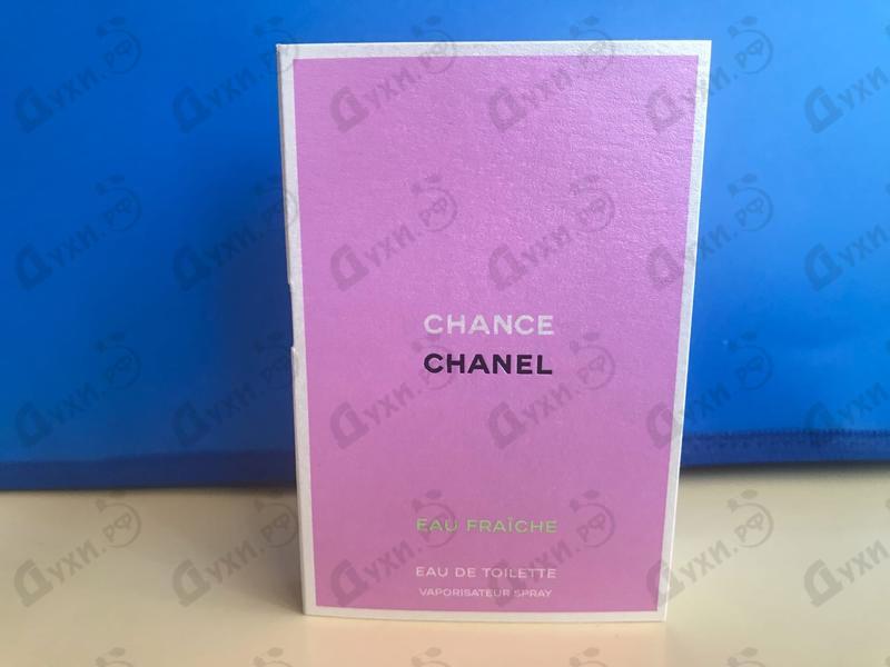 Отзывы Chanel Chance Eau Fraiche